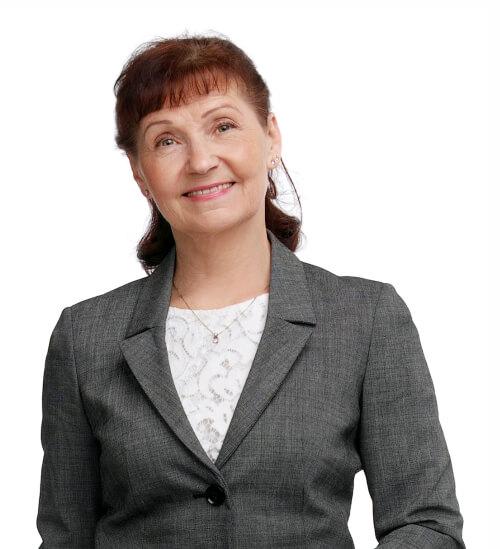 Medikko Oy - Mari Halkola henkilökuva